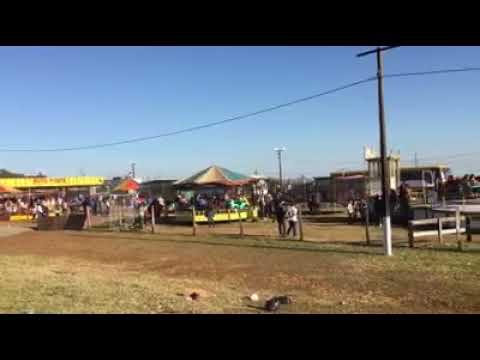 Parque Infantil de Graça após AGROFEST