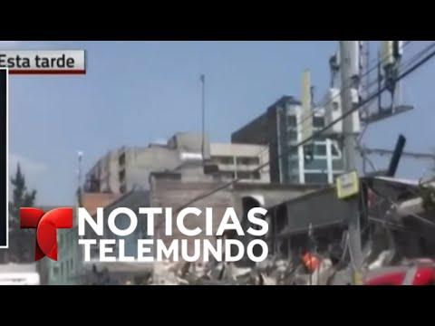 Preocupación en Houston ante tragedia en México | Noticiero | Noticias Telemundo