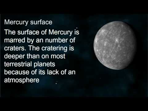 planet mercury projects - photo #46