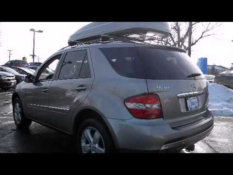 2007 mercedes benz m class ml500 4matic youtube. Black Bedroom Furniture Sets. Home Design Ideas
