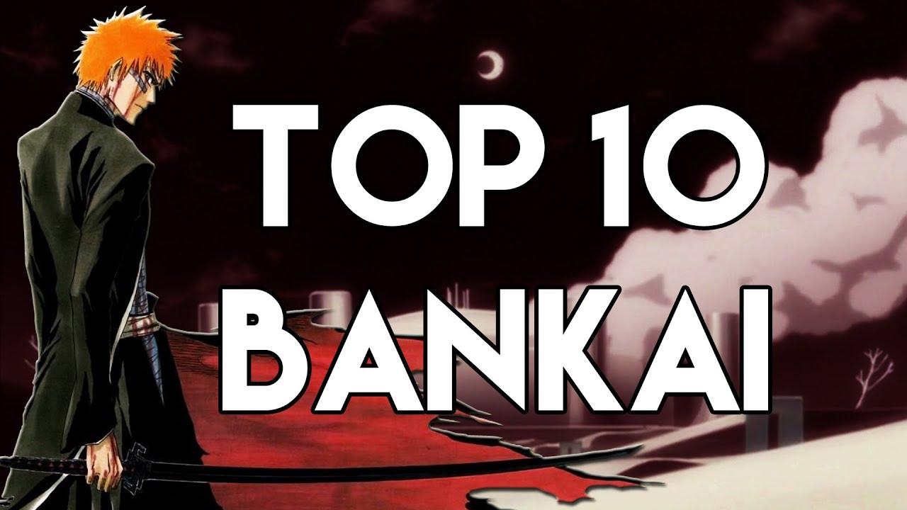 Top 10 Bankai In Bleach 2016
