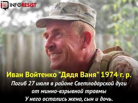 Боевые потери Украины.
