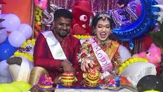 Baby Shower    Harshal & Amruta    Navi Mumbai.