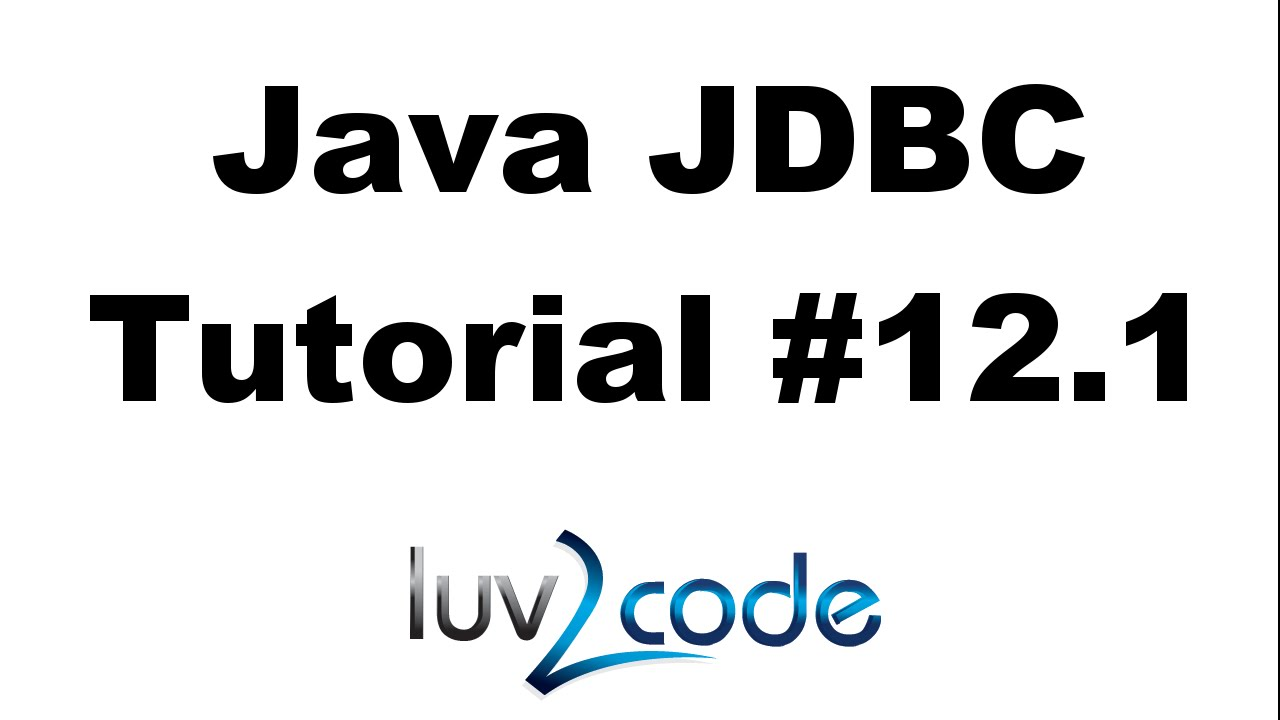 Java jdbc tutorial part 121 connect java swing gui to a mysql java jdbc tutorial part 121 connect java swing gui to a mysql database overview youtube baditri Choice Image