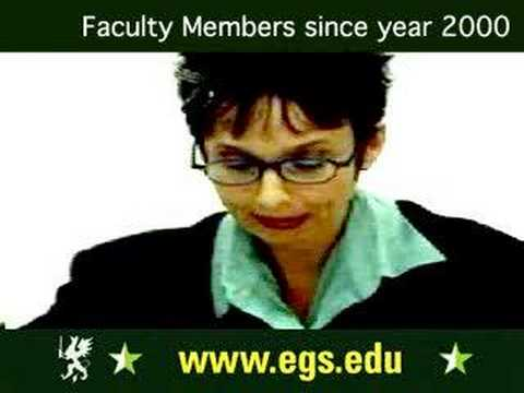 Faculty. European Graduate School. 2000