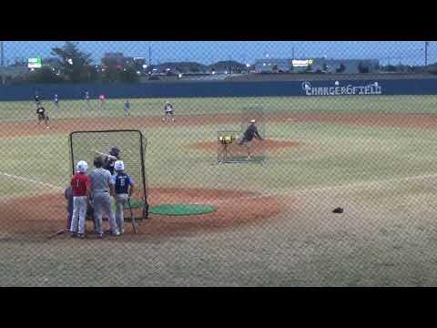 Benjamin Hamilton - CamWood Bat Trainer 10_14_2019 Shoemaker HS, Killeen, TX