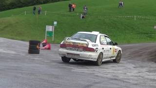 Austrian Rallye Legends 2018 Ragger Daniel-Subasic Fabian