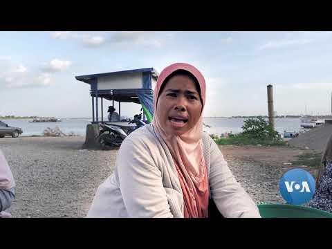 Declining Fish Stocks Threaten Cambodian Way Of Life