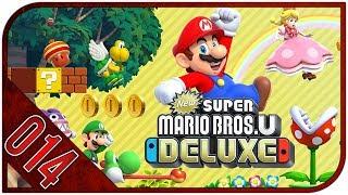 [#14/19] Let's Play New Super Mario Bros. U Deluxe [German]