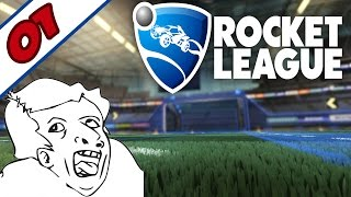 Rocket League: #01 - Ich treffe den Ball nicht.. | Lukay