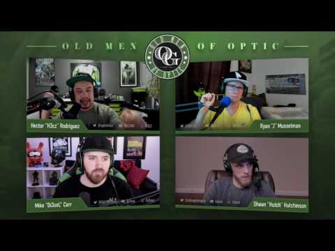 """Ep 1 Old Men Of OpTic Podcast """"Top 10 CODs"""""""