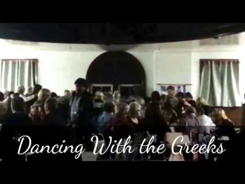 Dancing with the Greeks  Bangor Maine