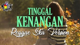Gaby - Tinggal Kenangan Versi Reggae Ska (Video Lirik) Jheje Project