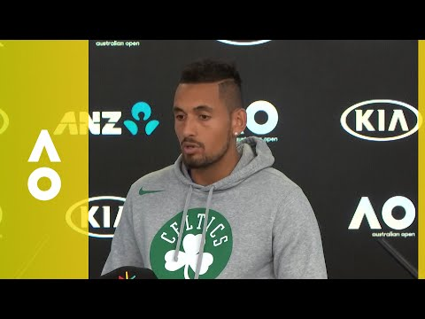 Nick Kyrgios pre-tournament press conference | Australian Open 2018