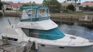 [SOLD] Used 1995 Carver 325 Aft Cabin Motoryacht in Gulfport, Mississippi