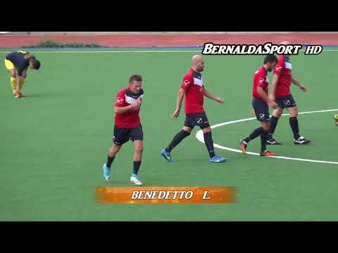 P.Campagna Bernalda - A.S.Montemurro 2 Giornata 1 Categoria 7 Ottobre 2018 HD