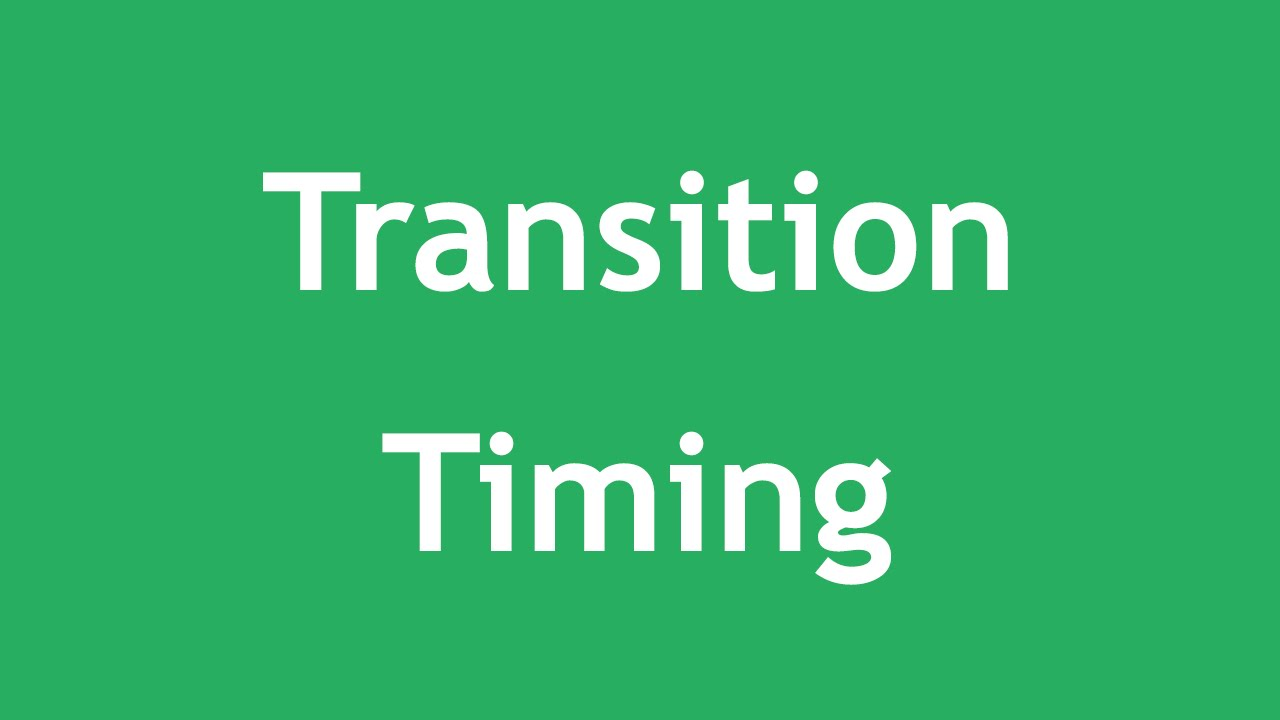 [ Css3 In Arabic ] #34 - Transition - Timing Function | Delay