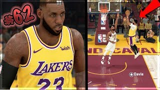 MOST INTENSE ASSIST RECORD CHALLENGE!!! DOWN TO FINAL SECONDS!! NBA 2k20 MyCAREER Ep. 62