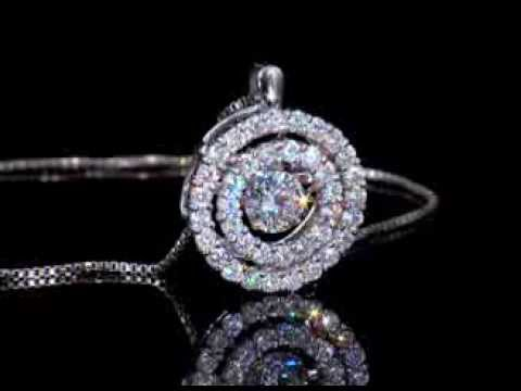 Rhythm Of Love Diamond Pendants Youtube