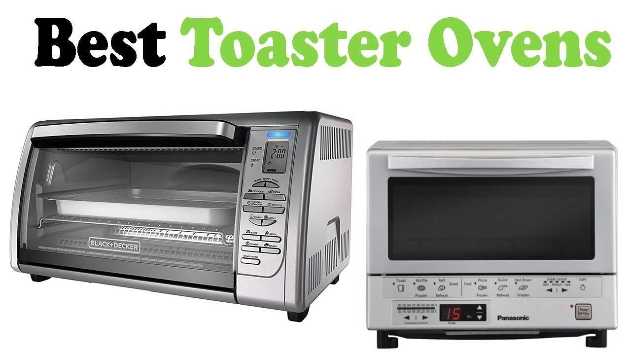5 Best Toaster Ovens 2018 – Toaster Ovens Reviews - YouTube