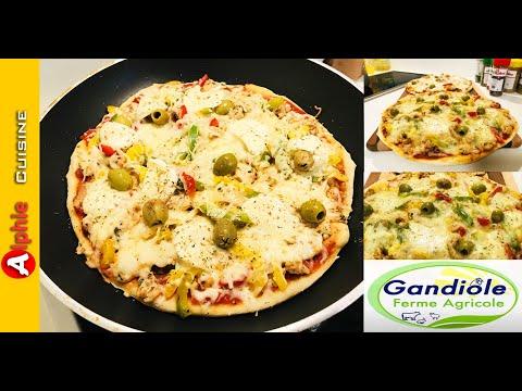 pizza-à-la-sénégalaise-!!!-😋😍-cuisson-à-la-poêle-👌👍bou-saff-sap-!!!-recette-gandiole