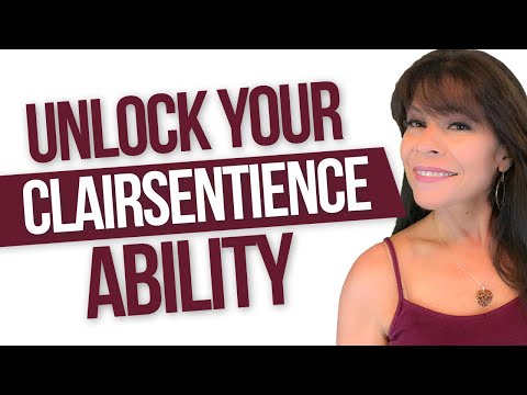 Understanding & Accessing Your Psychic Clairsentience Gift 🎁 - Part I