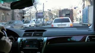 тест-драйв camry 2012 полный