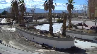 abandoned water theme park