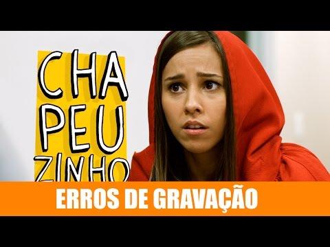 ERROS DE GRAVAÇÃO - CHAPEUZINHO