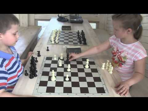 2016-05-08 Real Child Chess. Moscow Russian Chess Scool