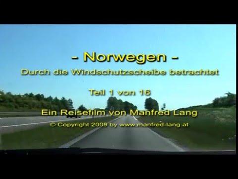 Reise nach Norwegen - Nordkap - Kirkenes