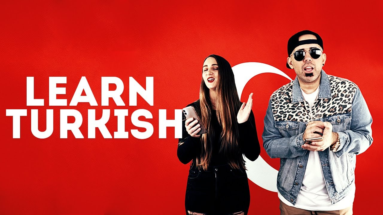 LEARN TURKISH WITH NO METHOD!