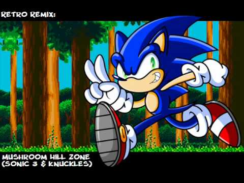 Sonic Retro Sonic 3 And Knuckles - #GolfClub