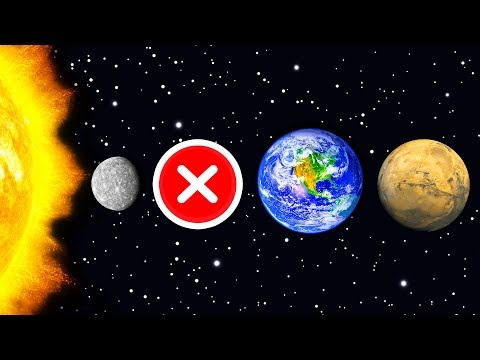 Güneş Sistemindeki Bir Gezegen Birden Kaybolsaydı Ne Olurdu?