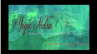 yoga nidra visualization mountains/ocean
