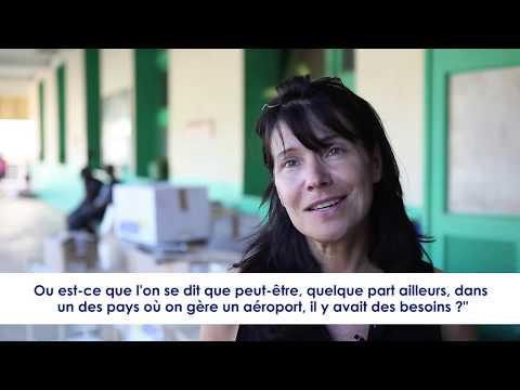 Le Groupe ADP se mobilise pour l'hôpital de Nosy Be à Madagascar