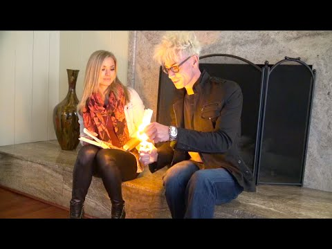 Fire Turns Into Rose- Valentine's Day Magic w/ Nikki Leigh