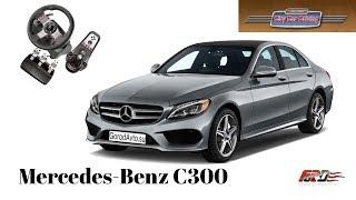 Mercedes-Benz C300 - тест-драйв, обзор City Car Driving