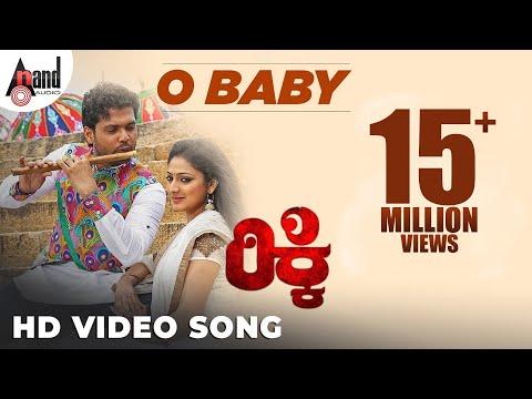 Ricky   O Baby Full HD Video   Rakshit Shetty   Haripriya   Arjun Janya   Kannada New Songs