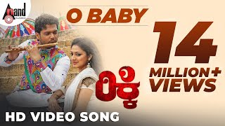 Ricky | O Baby | Full HD Video | Rakshit Shetty | Hariprriya | Arjun Janya | Love Song