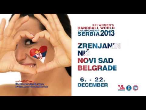 XXI Women's Handball World  Championship, Serbia 2013