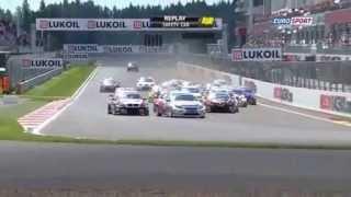 WTCC - 2013 Moscow Raceway - Russia - Fia World Touring Car Championship   Eurosport
