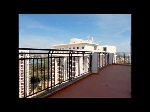 4BHK FF Penthouse Prestige Shantiniketan