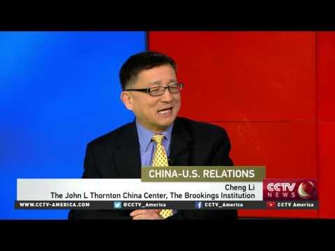 Chinese politics researcher Cheng Li on Chinese FM Wang Yi's US visit