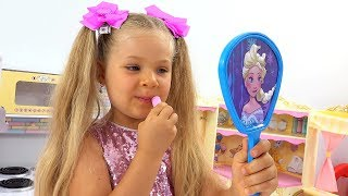 Diana Andamp Maggie Pretend Play With Girl Toys