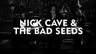 Nick Cave & The Bad Seeds - US Tour Summer 2014