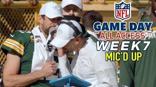 "NFL Week 7 Mic'd Up, ""I want five today"" 