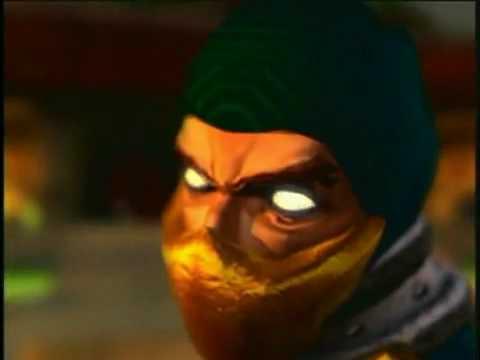 Mortal Kombat - Get Over Here