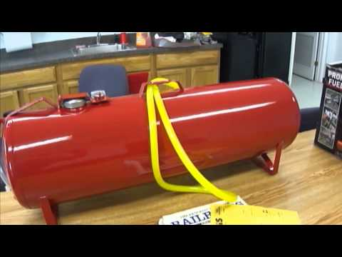 How To Customize Your Portable Gas Tank