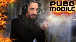 HİÇ KİMSE YENİLMEZ DEĞİLDİR ! - PUBG Mobile (Efsane Maç)